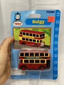 Thomas And Friends Bulgy Tomy 2001 #7448