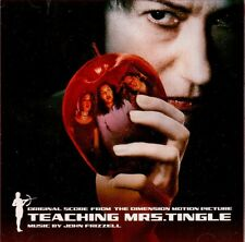 TEACHING MRS.TINGLE - Soundtrack - CD - Japan Edition - 2000  F/S
