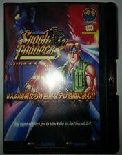 Shock Troopers Neo Geo AES CONVERT NTSC-JPN.