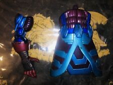 Right Arm & Lower Torso Galactus Marvel Legends BAF Build Figure Parts