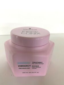 Schwarzkopf Fibre Clinix Tribond Vibrancy Treatment masque 8.5 oz