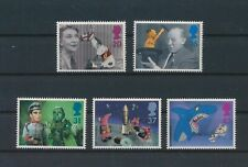 LL81756 Great Britain TV shows culture fine lot MNH