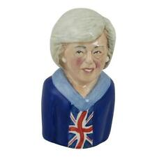 Theresa May TOBY JUG Union particulière Drapeau Décoration Bairstow Pottery Collectables