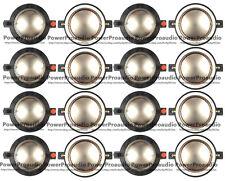 16x Diaphragm For B&C Nexo DE75 DE750 DE82 B&C DE750TN, DE82TN,EAW CD-5001 16ohm
