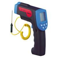 Déstockage - 40%! HOLDPEAK HP880CK Thermomètre infrarouge Laser KTYPE -30℃ 1200℃