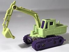 Vintage Transformers G1 Scavenger Figure Devastator Constructicons Takara