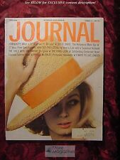 LADIES HOME JOURNAL June 1962 BETTE DAVIS SUMMER SUNGLASSES