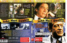 Tender Loving Care-1998-John Hurt/The Commissioner-1998-John Hurt-Movie-DVD