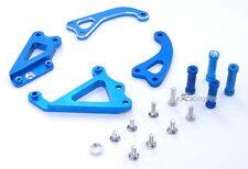 F/R Aluminum Chassis Gearbox Brace Fits Nitro Ntc3 New
