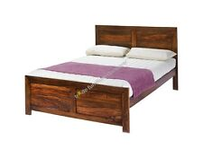 CUBE SHEESHAM BED (CB12)