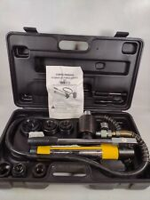 Used Pittsburgh 96718 Hydraulic Punch Driver Kit
