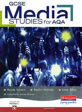 GCSE Media Studies for AQA Student Book by Pearson Education Limited (Paperback,