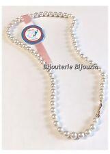 Collier Perle De Majorque  Plaqué Or 18CARTAS  45 cm  Bijoux Femme