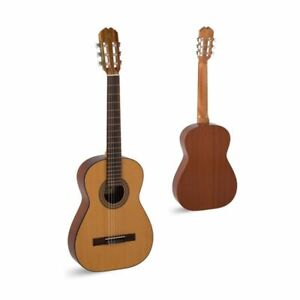 Admira Spanish  Classical Guitar Fiesta 7/8 Oregon Pine Top