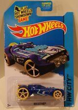 Hot Wheels 2015 HW City SECRET TREASURE HUNT Rocketfire