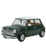 New Burago 1/18 scale Mini Cooper Green 2001 from Japan