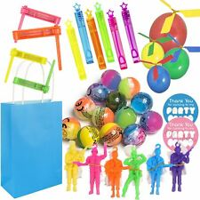 Pre Filled Party Bags Kids Party Loot Bag Toys Favours For Boys Birthday