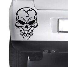 COOL SKULL Decorative Car Bumper Van Window Wall Laptop VINYL DECAL STICKER