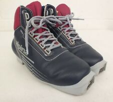 Alpina NNN Skate-Style Cross Country Ski Boots EU 37 US Women's 6.5 NO INSOLES