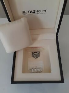 Tag Heuer Box and Spare Parts for Bracelets Bands