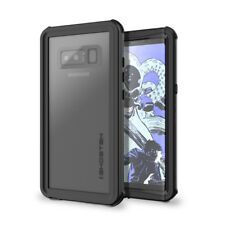 Genuine Ghostek Nautical 2 Waterproof Shockproof Case Cover for Galaxy Note 8 Black