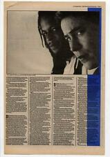 UB40 Interview NME Cutting 1983