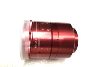 Isco Cenemascope Ultra Star Plus 21 Lens in Excellent Condition.