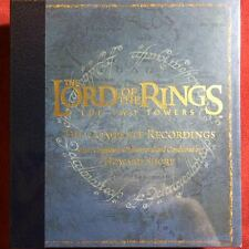 The Lord of the Rings: The Two Towers The Complete Recordings - NEW