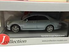 TOYOTA New CROWN Hybrid 20081:43 J COLLECTION VOITURE-DIECAST-JCL097