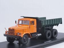 RARE ! Kraz 256B1 Dump КРАЗ-256Б1 Самосвал SSM 1086 1/43
