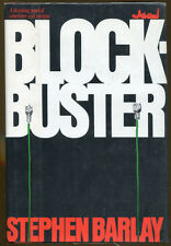 Blockbuster by Stephen Barlay-First American Edition/DJ-1977