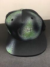 Crooks & Castles Rare Thermal Camo Hybrid C Snapback Hat FREE SHIPPING
