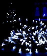 200 LED Bianco Multi Azione natale Xmas decorazione luci interno o esterno