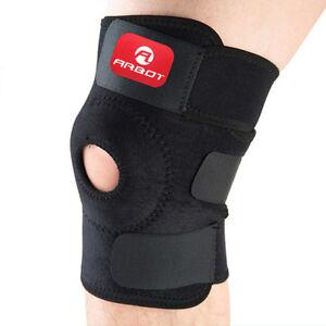 Knie Bandage  f. Sport nach Operationen schmerzlindernd warm haltend Kniebandage