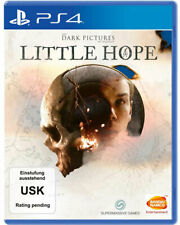 Sony PlayStation ps4 4 juego The Dark Pictures Anthology little hope nuevo New 18