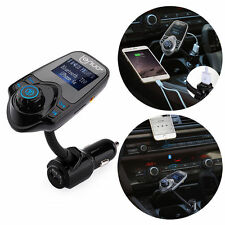 FM Bluetooth 3.0 Transmitter  Kfz-Einbausatz Freisprechanlage USB for iphone 6/7