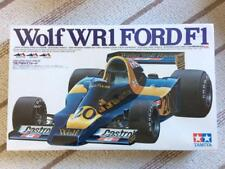 Tamiya Wolf WR1 Ford F1 1/12 Big Scale Model Kit NEW Rare From JAPAN F/S