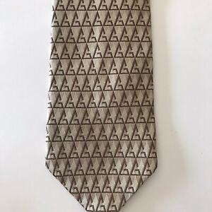 Vintage Gucci Silk Tie Necktie