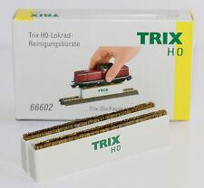 Trix H0 66602 Lokrad-Reinigungsbürste Neu