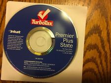 2005 Intuit TurboTax Premier Federal and State FREE SHIPPING