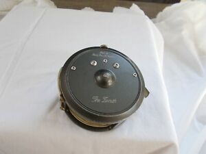 HARDY BROS. ZENITH FLY FISHING REEL CIRAS 1960'S MADE IN ENGLAND GOOD CONDITION