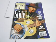 JAN 1999 ACOUSTIC GUITAR vintage music magazine ROY ROGERS