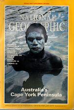 NATIONAL GEOGRAPHIC MAGAZINE JUNE 1996--AUSTRALIA'S CAPE YORK PENINSULA