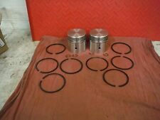 Indian Chief NOS Replacement Piston Pistons Rings Ring Set 82.50 Over Sized .070