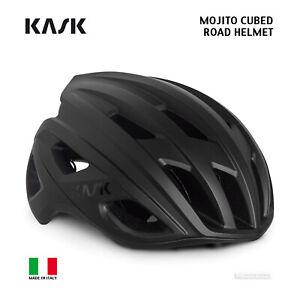 Kask MOJITO 3 Road Cycling Helmet : MATTE BLACK - NEW in BOX!