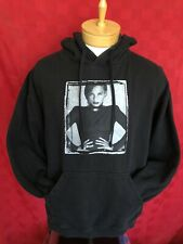 Alicia Keys Girl on Fire Black Hoodie size Large R&B Hip Hop Queen Concert Tour