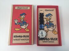 Donald Duck Watch Ingersoll 60th Anniversary Limited Edition LE Box READ
