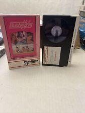 Hot Bubblegum Paragon Video Betamax Beta Not VHS RARE TEENAGE ROCK N ROLL SLEEZE