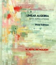 Linear Algebra with Applications BRAND NEW
