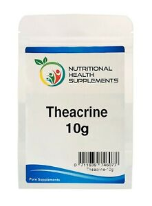 Theacrine (TeaCrine) Caffeine Substitute 10g Bulk Powder
